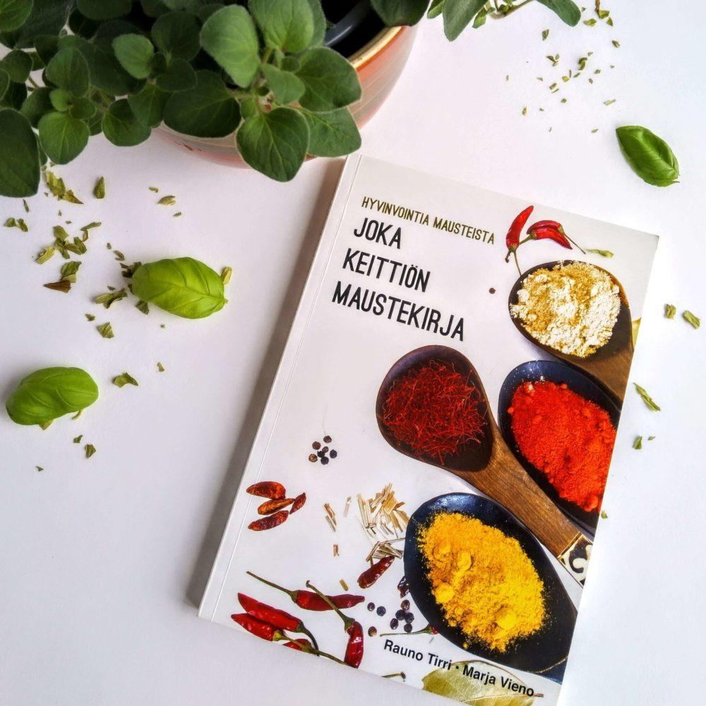 Joka keittiön maustekirja