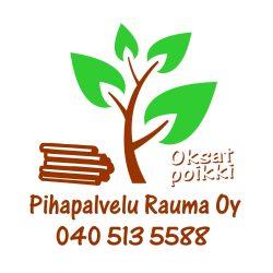 Pihapalvelu_Rauma_Oy_Oksat_poikki_logo_AaVekellari